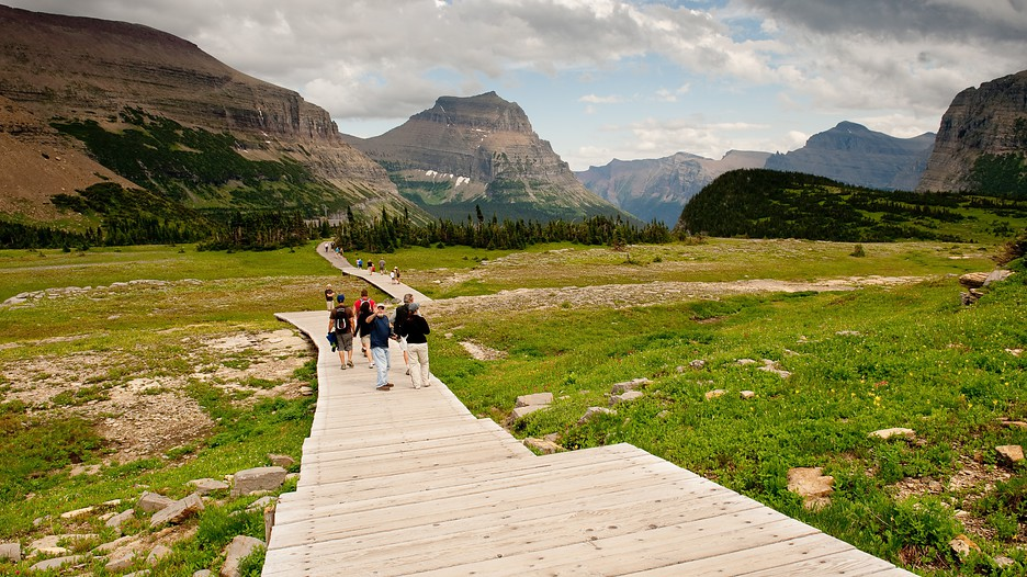 グレイシャー国立公園の画像 p1_21