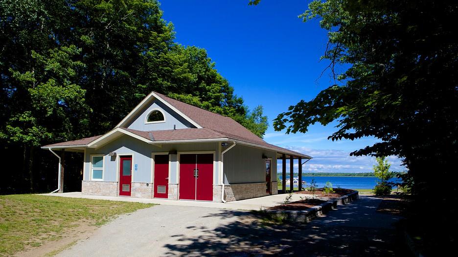 Georgian Bay Islands National Park Cabins Georgian Bay Islands National Park Midland Tourism Media