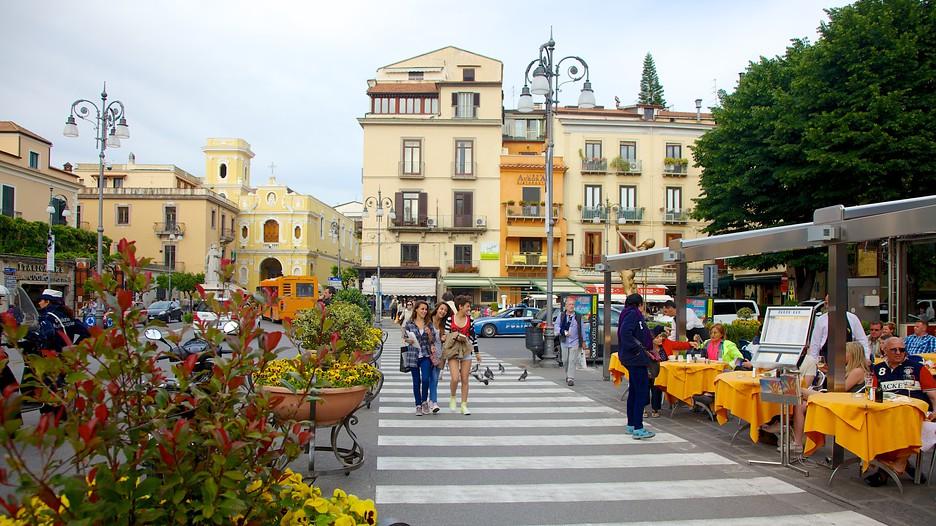 Hotels Vulcano Italien