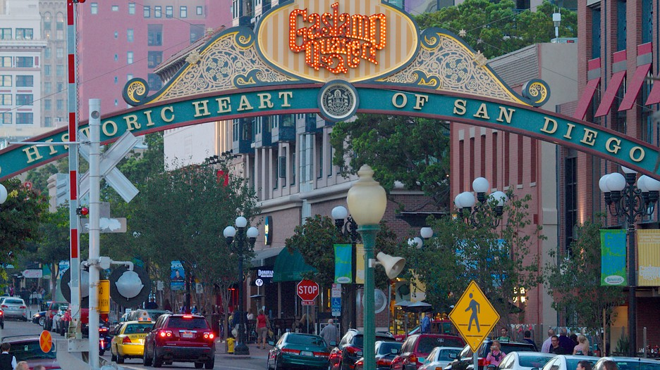 Gaslamp Quarter Vacations 2017: Package & Save up to $603 ...