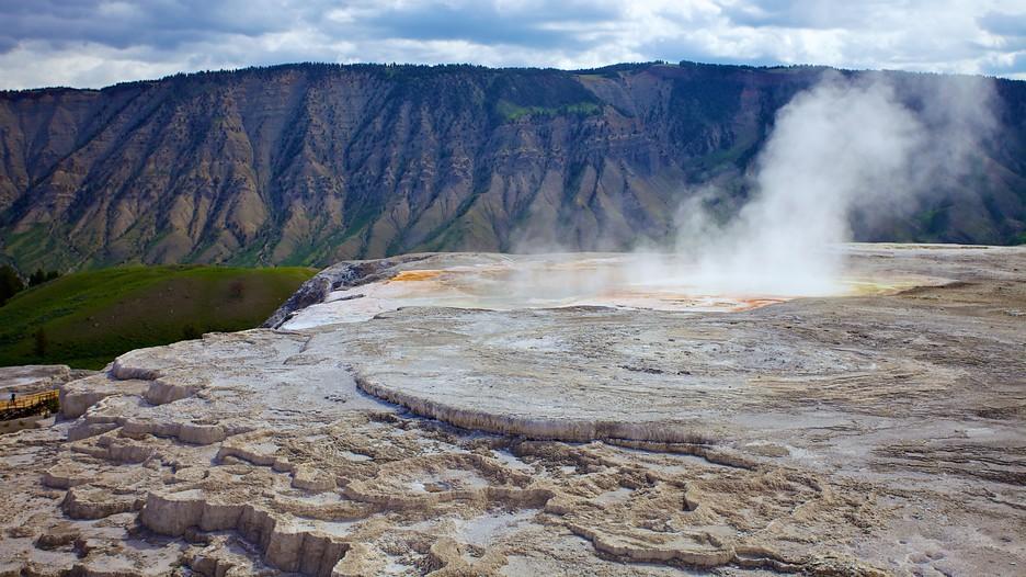 Yellowstone National Park USA Tourism Media