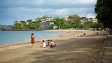 Showing item 19 of 76. Mission Bay - Auckland - Tourism Media