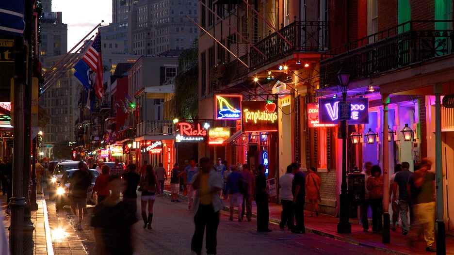 New Orleans Hotels Off Bourbon Street