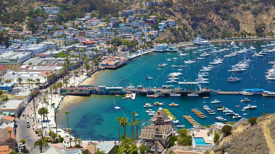 Catalina Island Hotels On The Beach