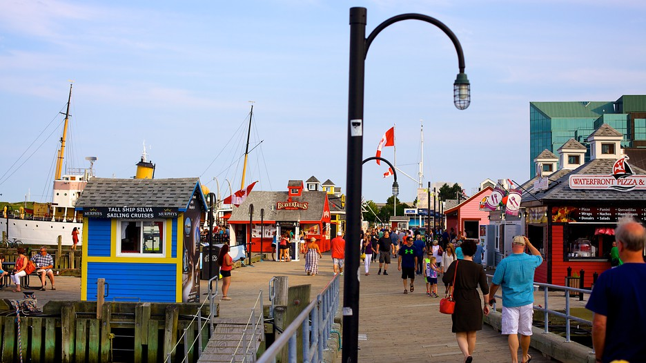 The Best Halifax Waterfront Boardwalk Vacation Packages