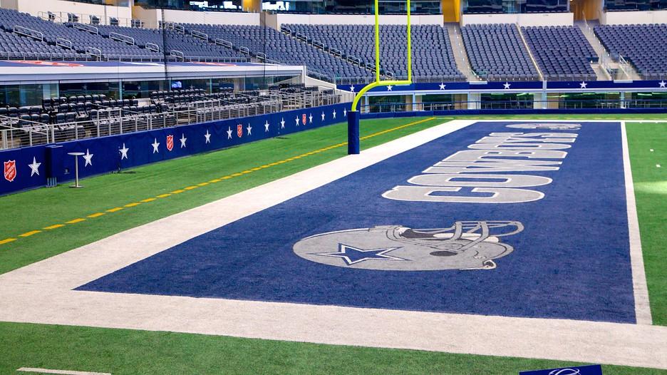 At Amp T Stadium In Arlington Texas Expedia