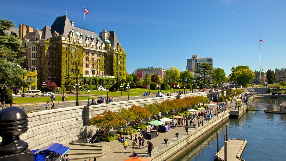 Victoria Inner Harbour Boat Tours