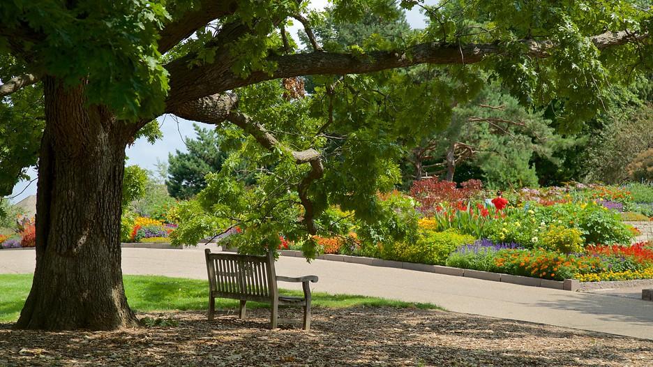 Minnesota Landscape Arboretum In Minneapolis Minnesota
