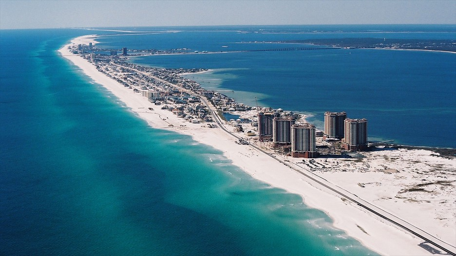 Pensacola beach vacations 2017 package save up to 603 for Beautiful beaches in la
