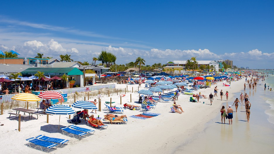 Fort Myers Beach Vacations 2017 Package Amp Save Up To 603