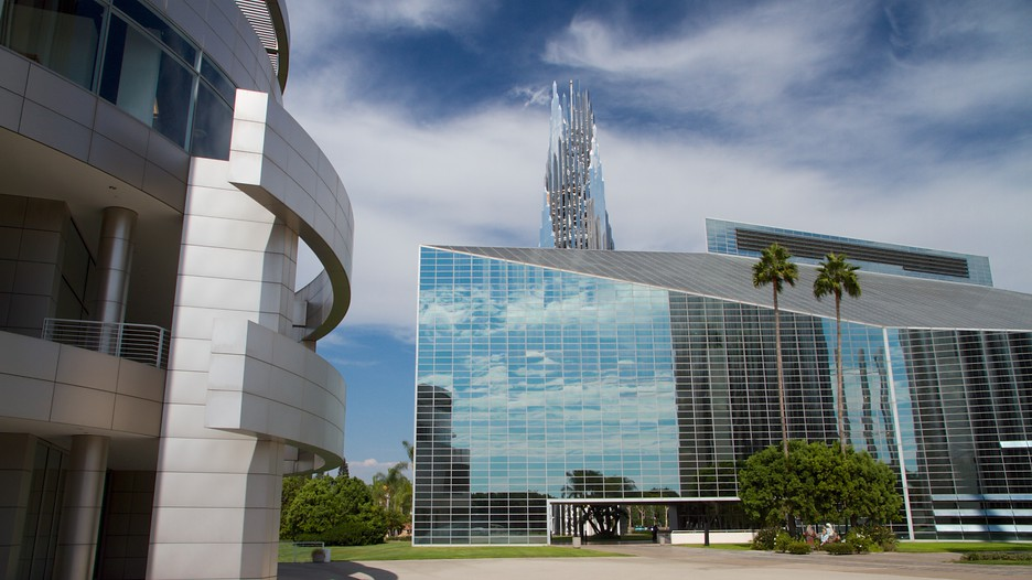 Crystal Cathedral Garden Grove California Attraction