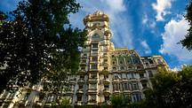 Palacio Barolo - Buenos Aires et ses environs