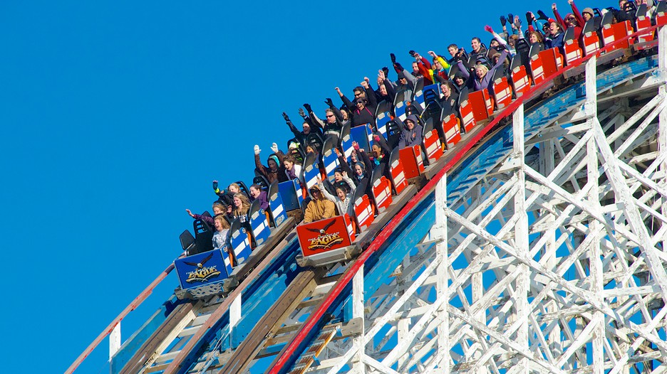 Six Flags Great America in Chicago Illinois Expedia