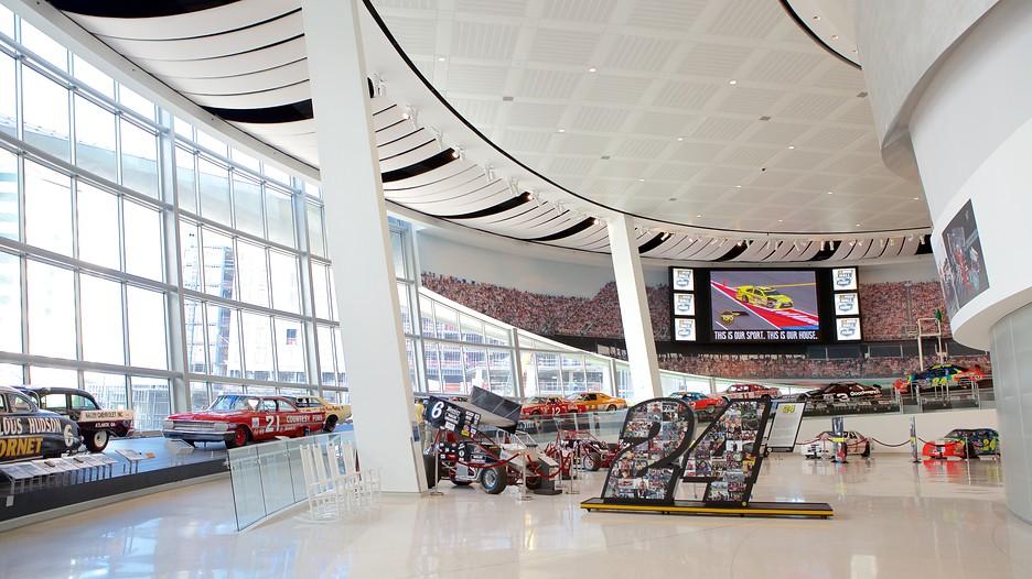 NASCAR Hall of Fame in Charlotte, North Carolina   Expedia