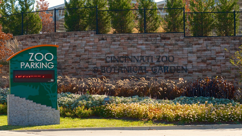 Cincinnati Zoo And Botanical Garden In Cincinnati United