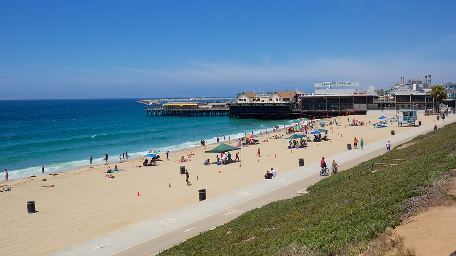 Redondo Beach Ca To Santa Monica Ca