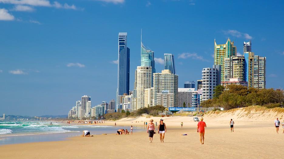 City Beach Australia Fair Southport
