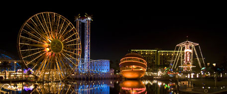 Hoteles Anaheim