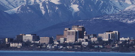Downtown Anchorage hotels
