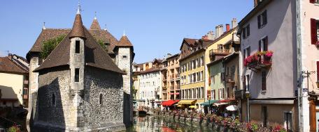 Htel des Alpes: Htel Annecy proche Lac et Vieille ville