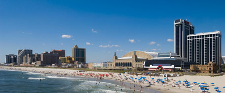 Atlantic City Boardwalk hotels