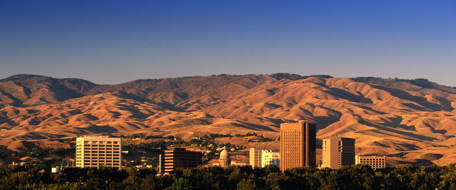 Downtown Boise Hotels