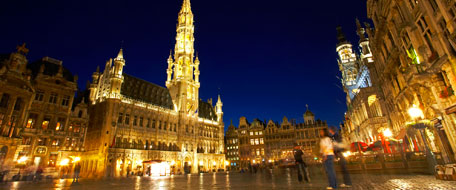 Grand Place de Bruselas hotels