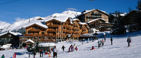 Courchevel hotels