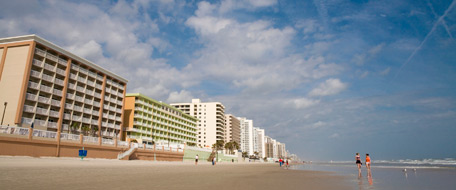 Daytona Beach Shores hotels