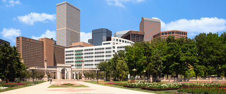 Downtown Denver hotels