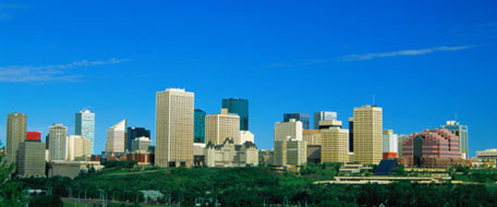 Downtown Edmonton hotels