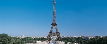Eiffel Tower hotels