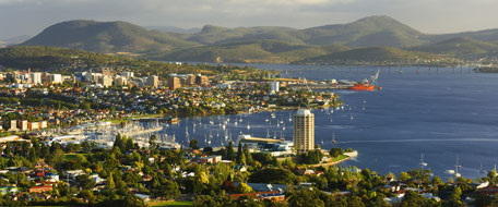 Northern Hobart hotels
