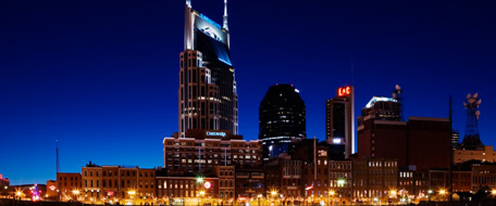 Downtown Nashville hotels
