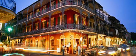 Garden District hotels