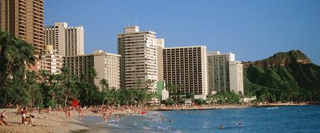 Hotel Île d'O'ahu