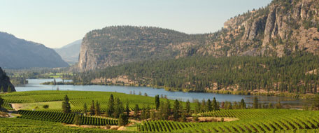 Okanagan Valley Hotels
