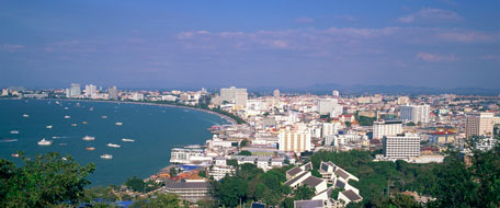 Pattaya Beach Road hotels