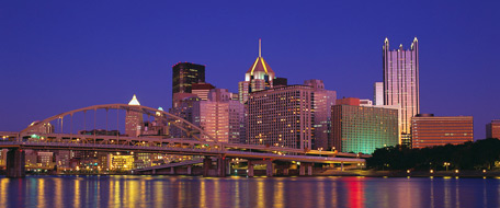 Downtown Pittsburgh hotels