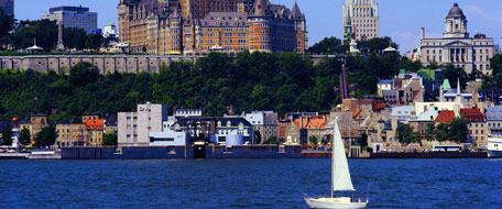 Old Quebec hotels