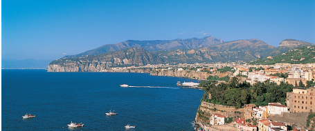 Sorrento Coast hotels