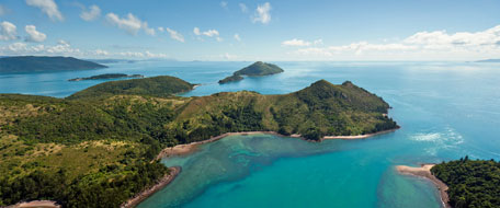 Whitsunday Islands hotels
