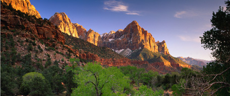 Zion National Park hotels