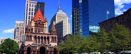 Boston Financial District hotels