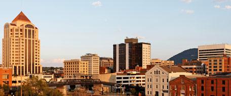 Roanoke hotels