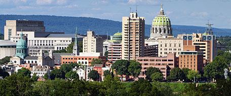 Harrisburg hotels
