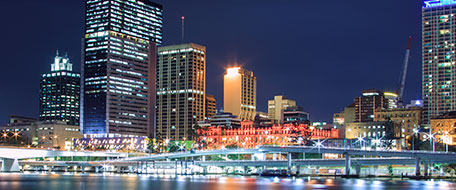 South Brisbane hotels