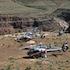 Vol en hélicoptère au-dessus du Grand Canyon avec atterrissage