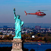 NY Helicopter Flight