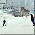 Nutzung der Skipisten von Ski Dubai